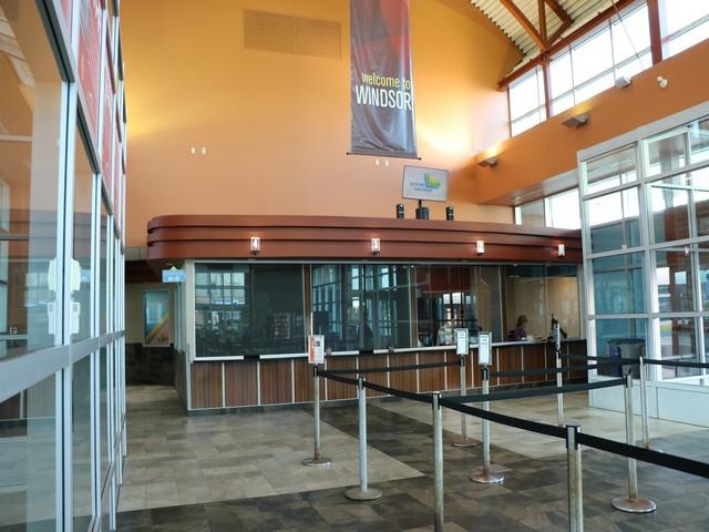 Windsor International Transit Terminal